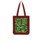 All over print cannabis bud weed Organic Tote Bag