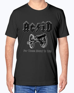 AC/ID For Those About To Trip Premium T Shirt