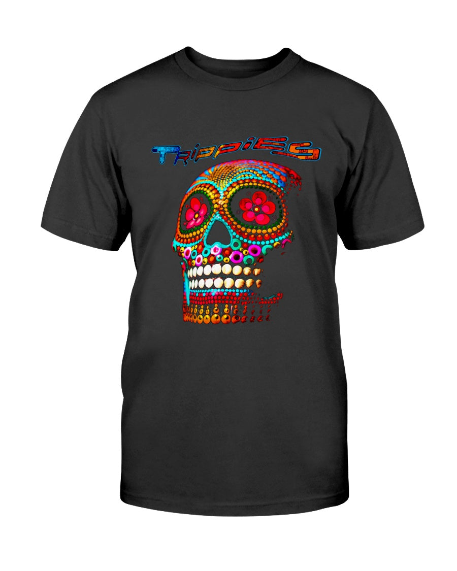 Dia De La Trippies logo T shirt