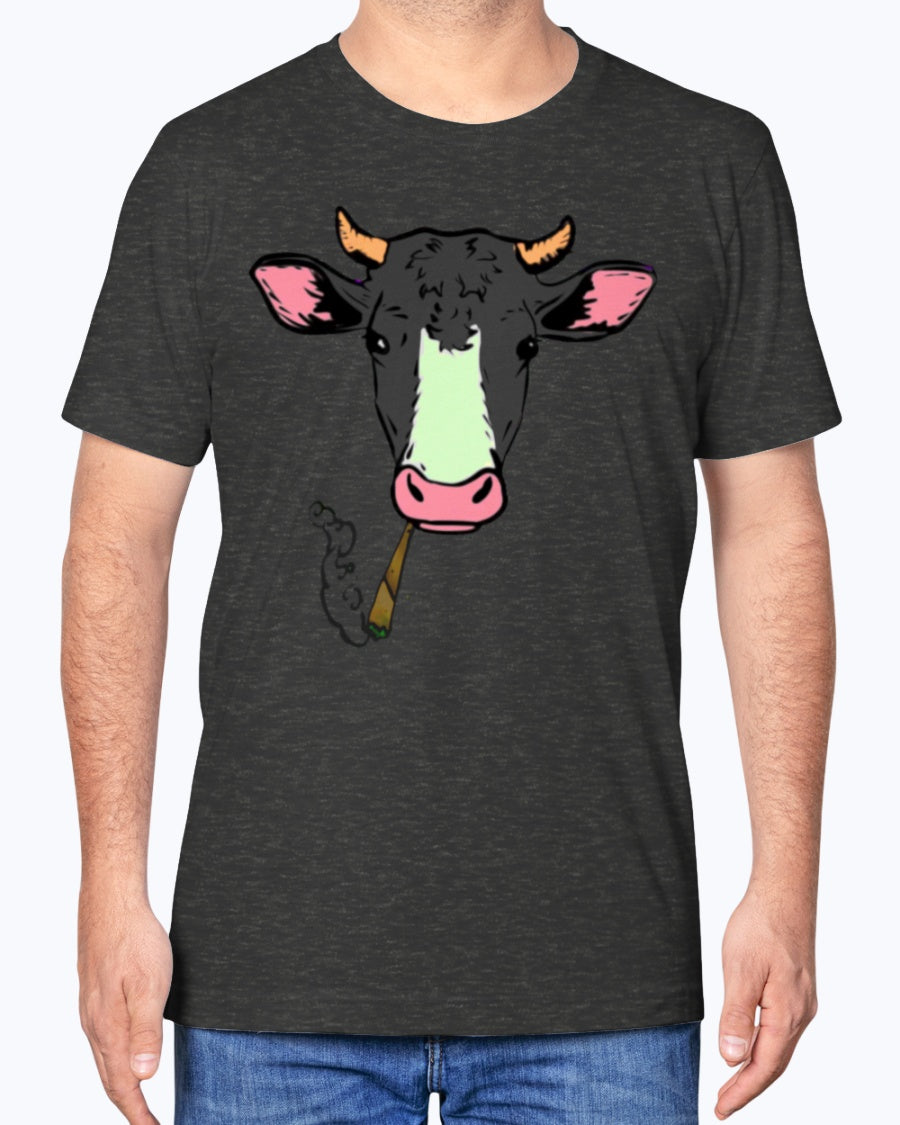 Trippie Mae the cool cow premium T shirt