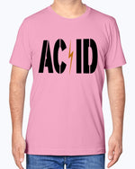 AC/ID For Those About To Trip inspired by Pegas Premium T Shirt