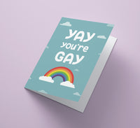 Yay You're Gay
