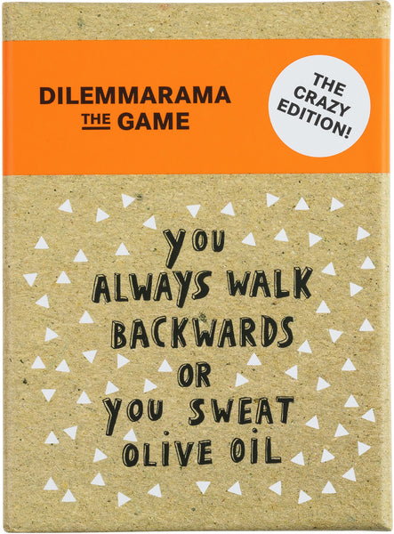 Dilemmarama The Game - The Crazy Edition