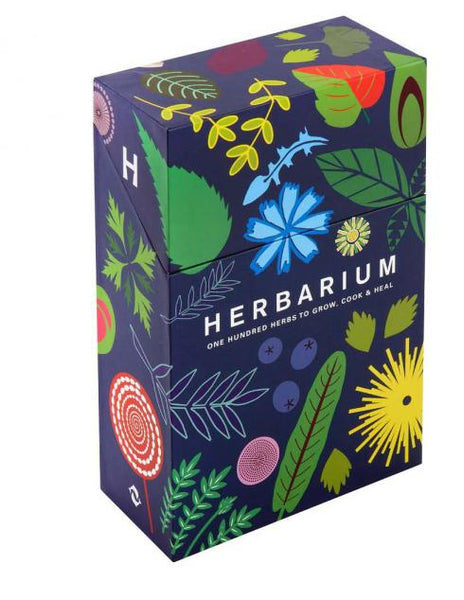 HERBARIUM: 100 CARDS One Hundred Herbs to Grow, Cook & Heal