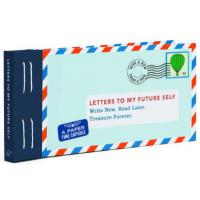 Letters To My Future Self, A Paper Time Capsule - Lea Redmond