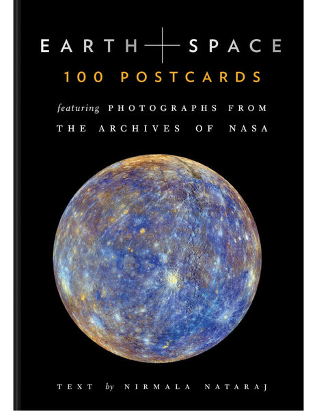 EARTH AND SPACE 100 Postcards Featuring Photographs from the Archives of NASA