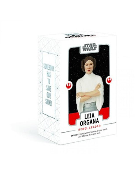 STAR WARS Leia Organa-Rebel Leader Box