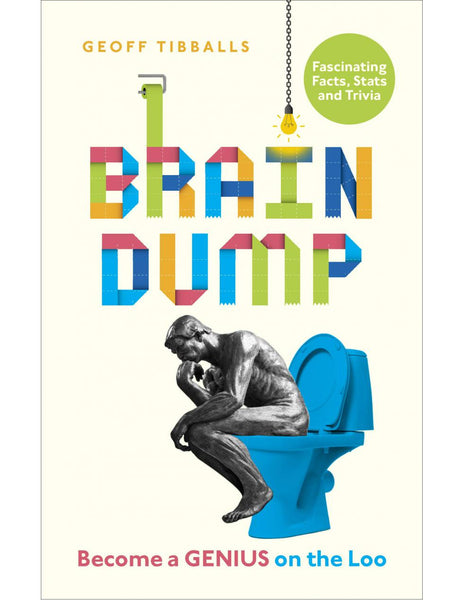 BRAIN DUMP Become a Genius on the Loo