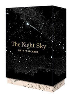 THE NIGHT SKY 50 Postcards