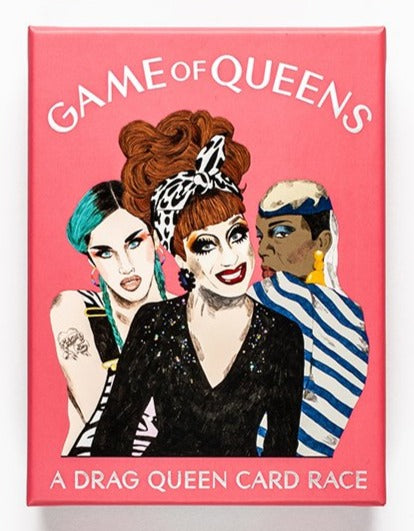 Game Of Queens: Drag Queen Card Race