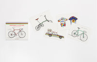 The Anatomy of Cycling 22 Bike Culture Postcards