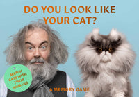Do you look like your cat? A memory game