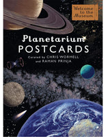 PLANETARIUM POSTCARDS