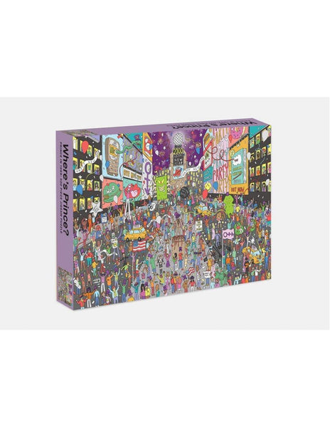 WHERE'S PRINCE IN 1999?: 500 PIECE JIGSAW PUZZLE