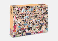Friends Jigsaw Puzzle - 500 pieces