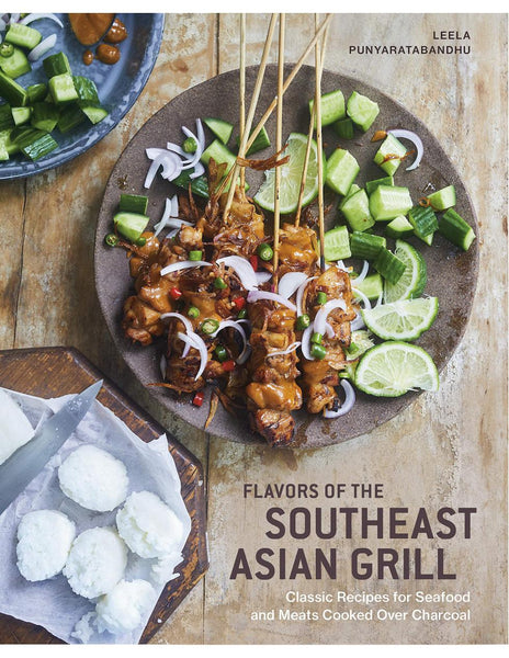 FLAVORS OF THE SOUTEAST ASIAN GRILL