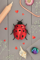 Paper Lady Bug