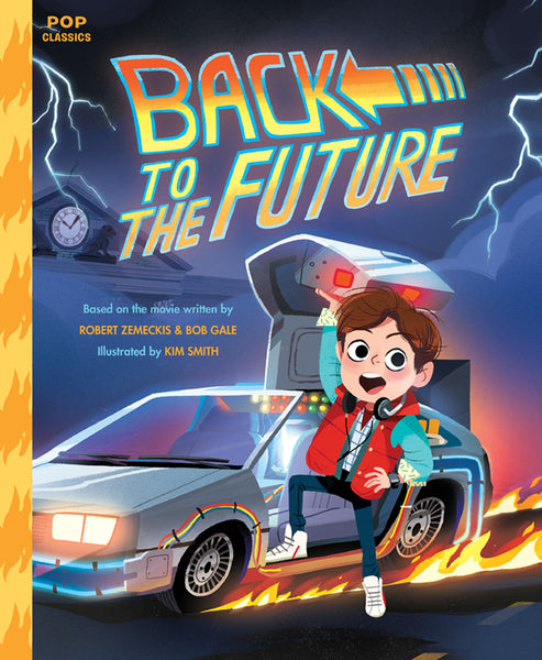 Back to the future (Pop Classics) - Kim Smith