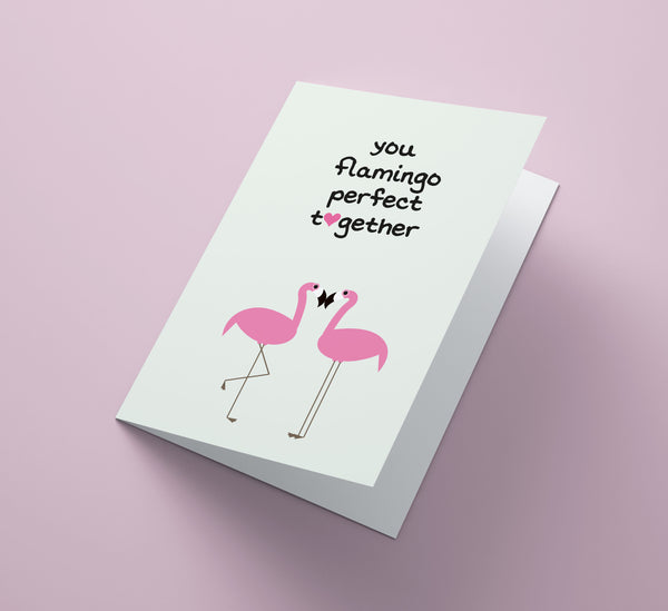 Flamingo Perfect Together