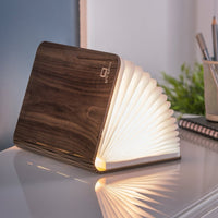 Smart Book Light Walnut Large