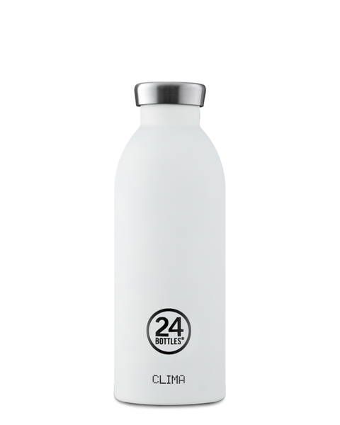 24Bottles Clima 500ml Ice White