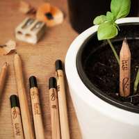 Bloeipotloden / Plantable Pencils