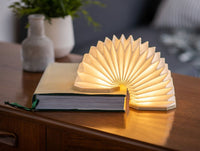 Smart Accordion Lamp Bamboo