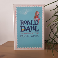 Roald Dahl 100 Phizz  Whizzing Postcards