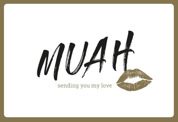 Muah - Sending You My Love