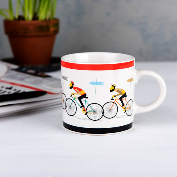 Le Bicycle Mug