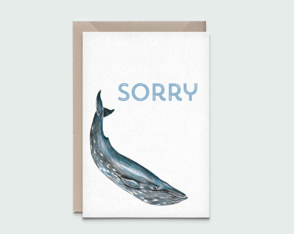 Sorry - Whale