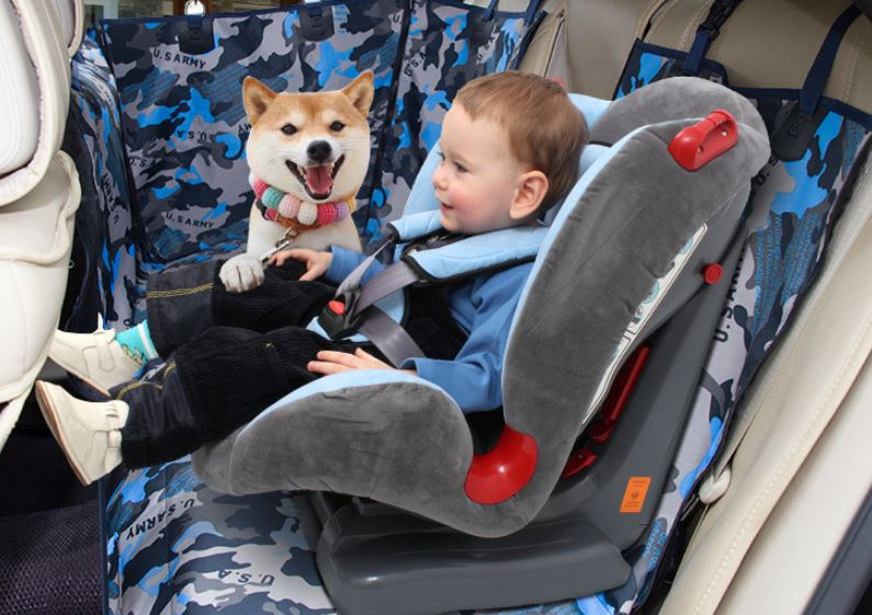 Multi Functional Car Seat Cover(Water Proof , Scratch Proof)