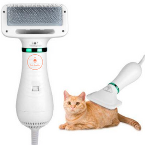 The 2 in 1 Pets Grooming Hair Dryer Blower