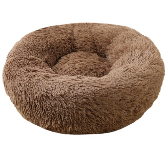 ROUND SOFT PET BED