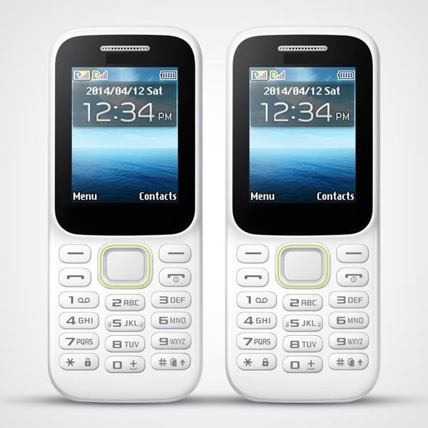 Pack of 2 Imported Guru Music Phone combo - 1 Year Warranty