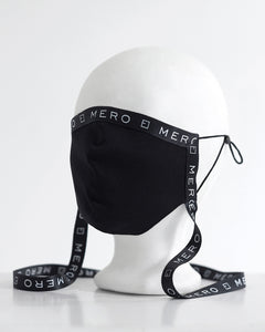 MERO MEROSCRIPT sculpted mask