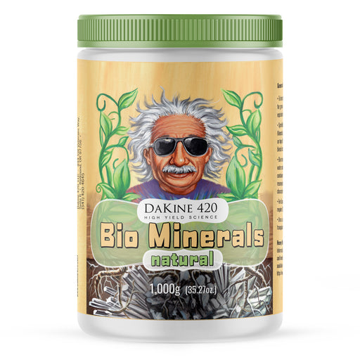 Bio Minerals combines the highest quality mineral marijuana nutrients with the best blend of bacteria to deliver a soil inoculant your Mary Jane will appreciate.