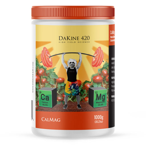 CalMag. It's a delicious 12-2-12 product containing 6% Calcium and 3% Magnesium for consistently beneficial results.