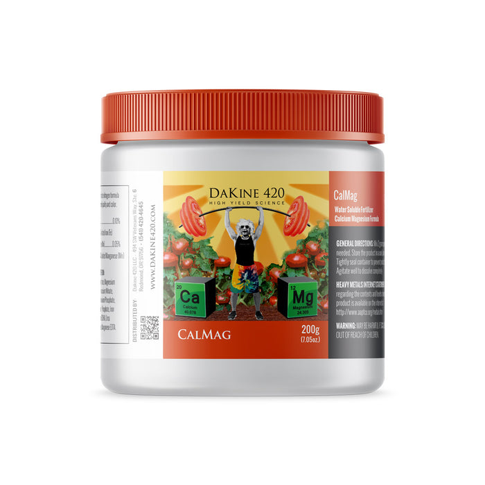 This 12-2-12 Calcium Magnesium Formula is a high nitrate nitrogen formula with potassium, calcium, and magnesium for improved quality and color.