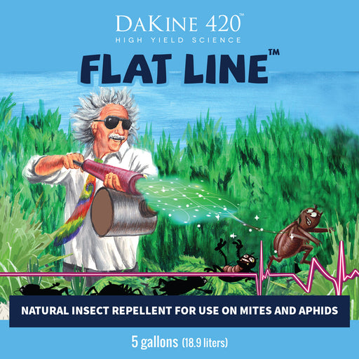 Dakine 420 Flat Line™ All Natural Insect Repellent for Cannabis and Hemp