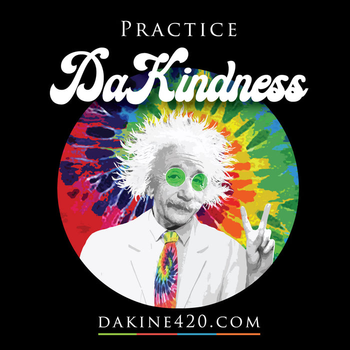 Practice DaKindness Sticker