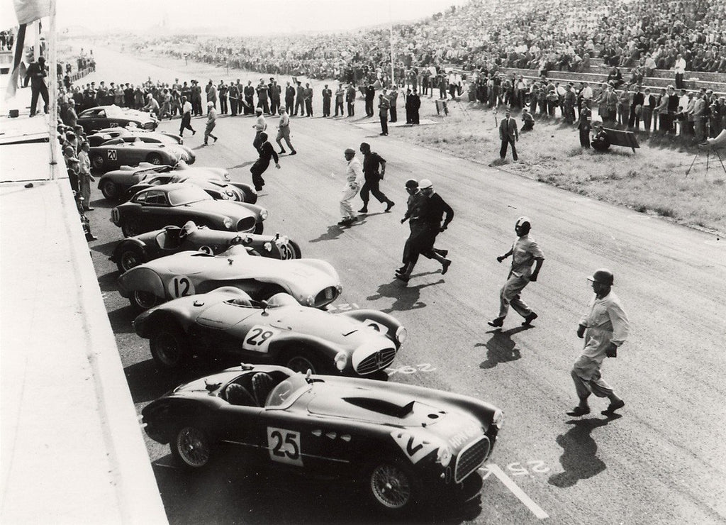 Le Mans in the 1950's