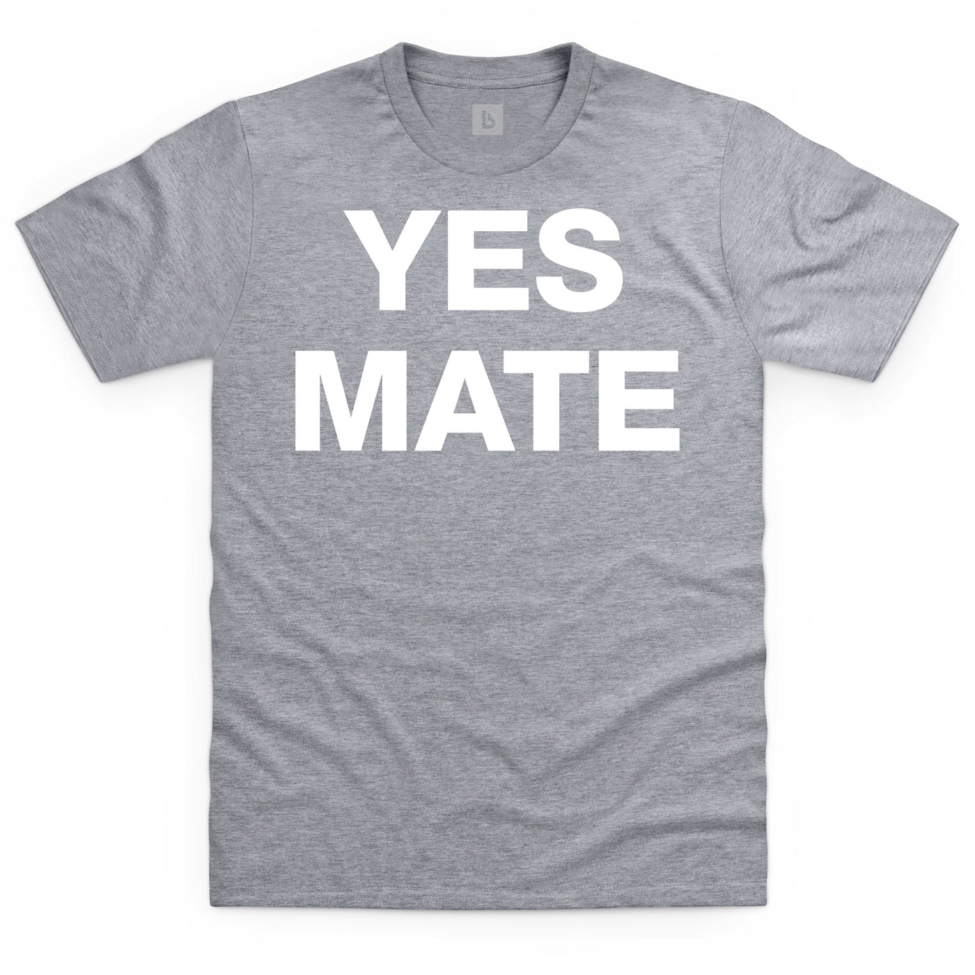 Style: Male, Color: Heather Grey.