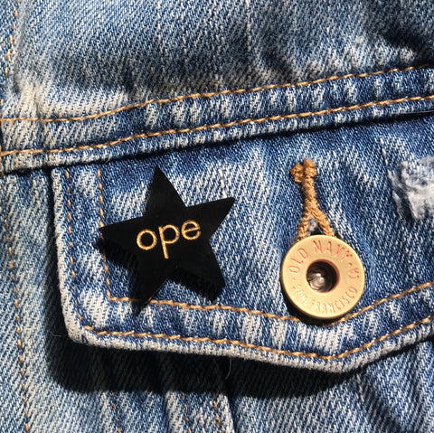ope star pin