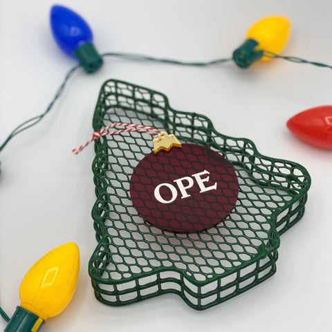 ope ornament