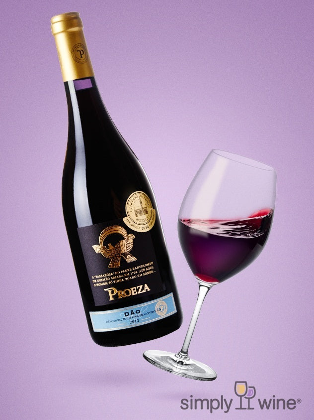 Proeza Dao Red 2016 750ML