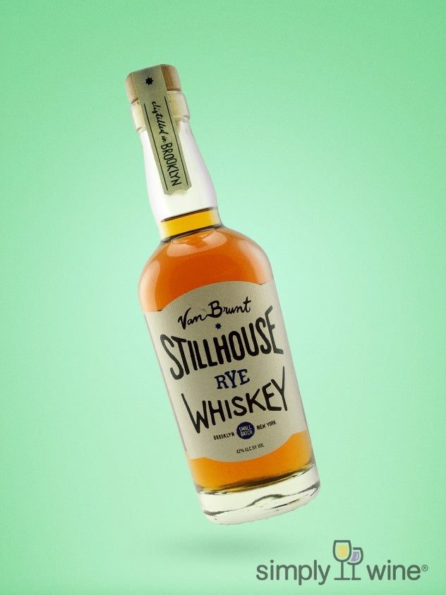 Van Brunt Stillhouse Rye  375ML