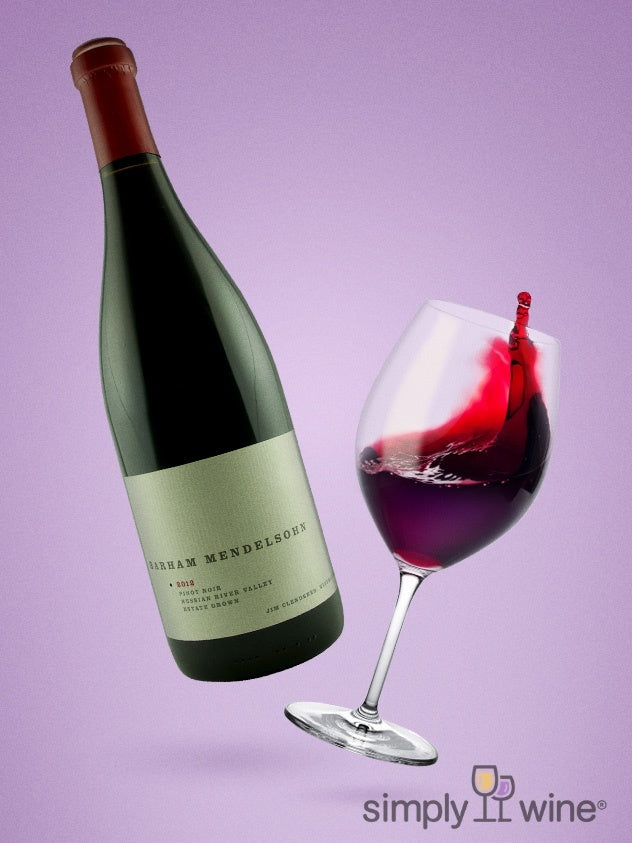 Barham Mendelsohn Russian River Valley Pinot Noir 2013 750ML