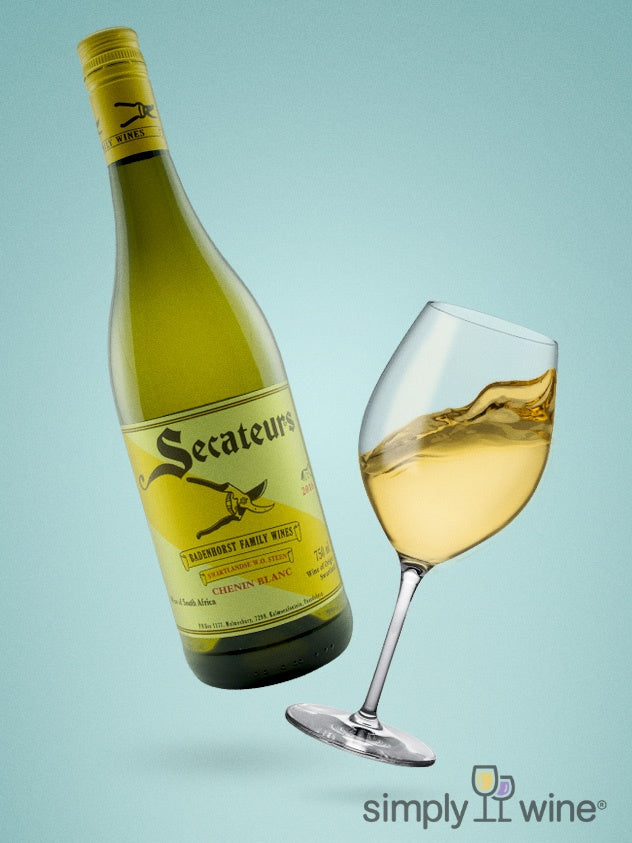 SimplyWine.com product image for: A.A.Badenhorst Secateurs Chenin Blanc 2019 750ML
