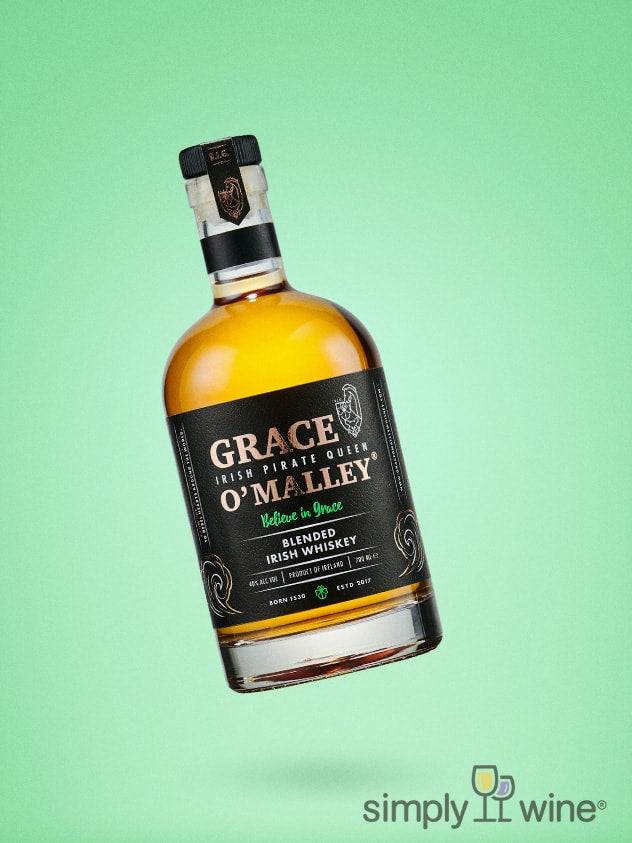 SimplyWine.com product image for: Grace O'Malley Blended Irish Whiskey  750ML